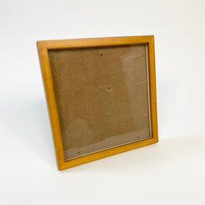 POTTERY BARN WOODEN EXTRA LARGE PHOTO FRAME